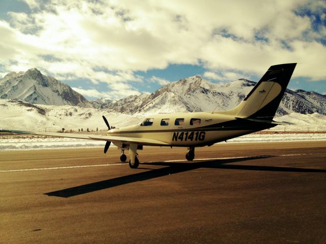 malibu mirage at mammoth lakes airport photo