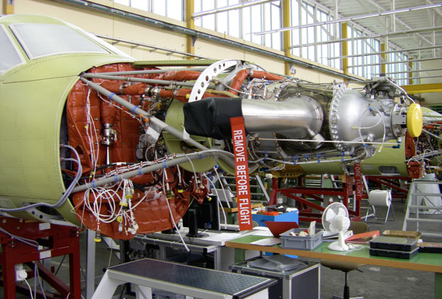 pilatus pc-12 engine factory