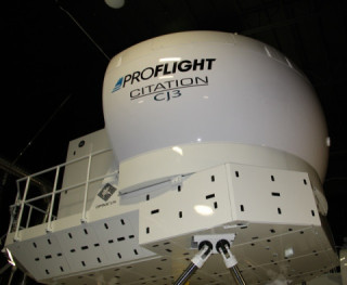 ProFlight Citation CJ3 Simulator Personal Wings