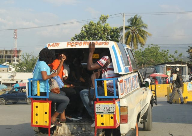 Tap Tap Port-au-Prince