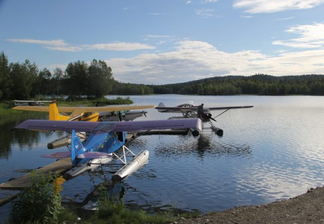 Alaska Float & Ski Float Plane Fleet