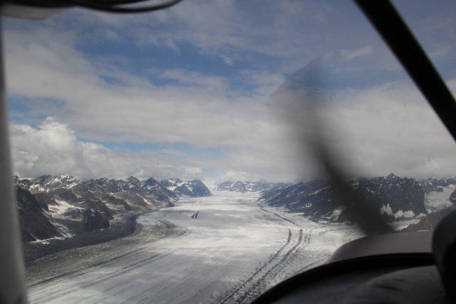 Kahlitna Glacier