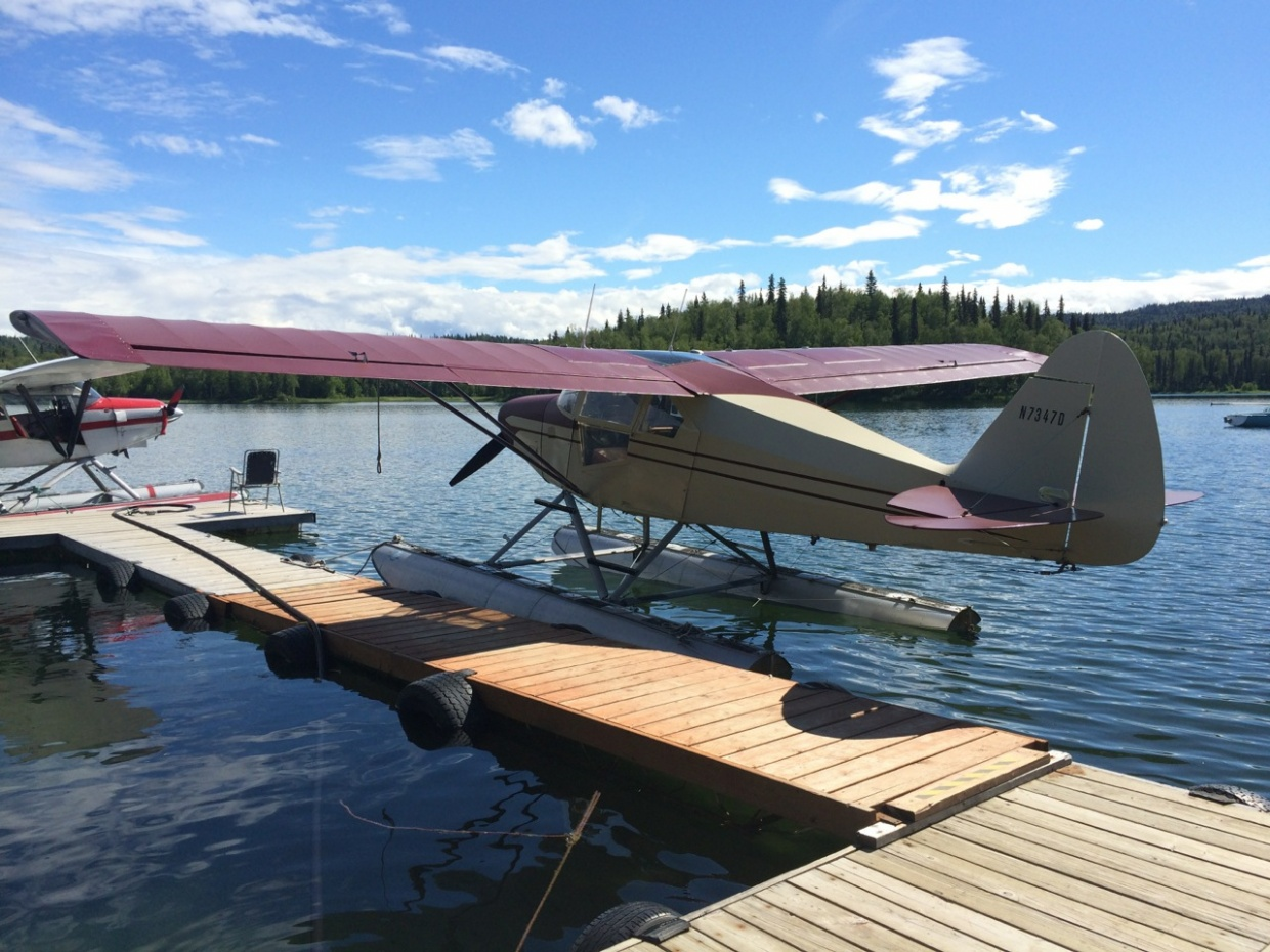Floats in Alaska!  The Ultimate Flying Adventure