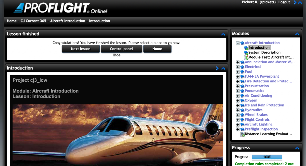 Flight simulator archives personal wings proflight cj3 lms fandeluxe Image collections