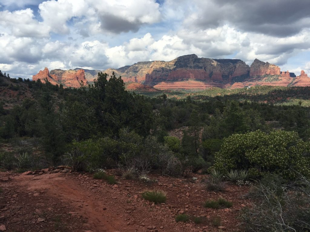 View from Coyote Trail Sedona