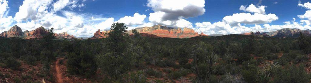 Panorama Coyote Trail