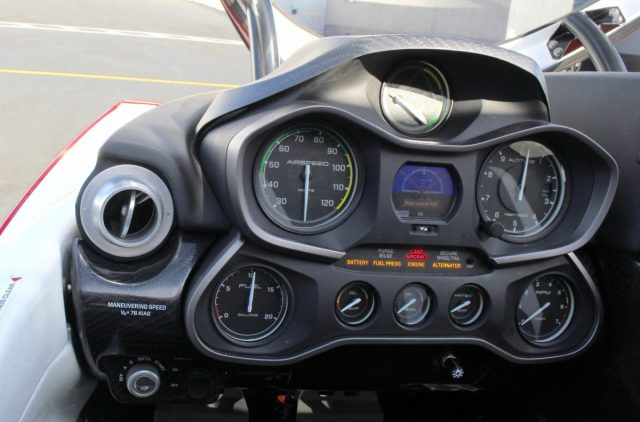 A5 Preflight Cockpit