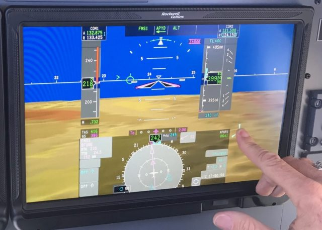 CJ3 Fusion PFD Touch-Active Regions