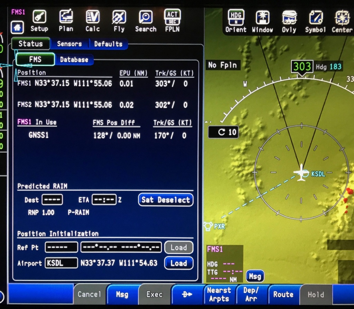 Flying the first Citation CJ3 with Rockwell Collins Pro Line Fusion