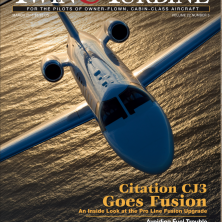 Twin and Turbine - March 2018 issue - with Rich's CJ3 Fusion article
