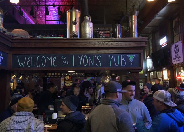 Lyons Pub - Minneapolis, a great local pub and DJ