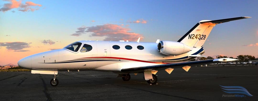 aircraft brokerage citation mustang