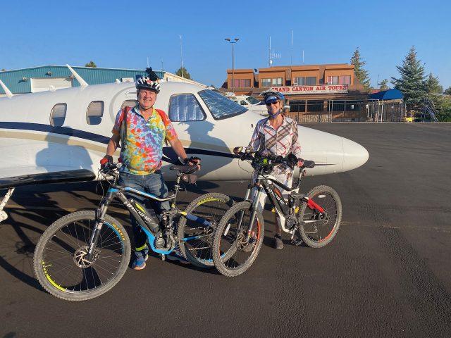 At Grand Canyon Airport - KGCN