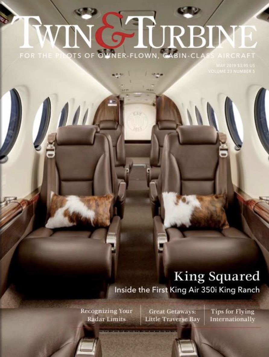 Twin and Turbine King Ranch Edition King Air